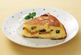 簡単フライパンケーキ
