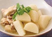 ほくほく長芋の香り煮