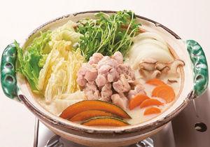 中華風豆乳鍋