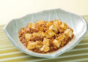 麻婆豆腐風カレー