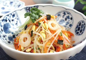 松茸の味 ナムル
