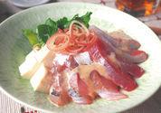 海鮮豆腐丼
